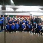فريق ذات راس في المطار