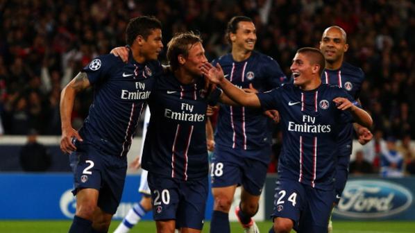 Paris Saint-Germain FC v FC Dynamo Kiev - UEFA Champions League