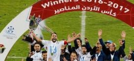 الفيصلي يتوج بلقب كأس الأردن على حساب الجزيرة