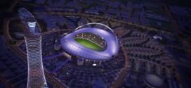 أول ملاعب كأس العالم 2022 يستضيف نهائي كأس أمير قطر