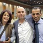 القضاة والصبّاغ.. حضور رياضي في نقابة الصحفيين