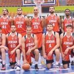 المنتخب الوطني لكرة السلة -(الغد)