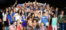 ختام بطولة المملكة لسباحة الزعانف