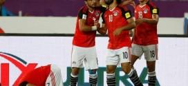 مصر تعود لكأس العالم بأقدام صلاح