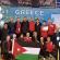 منتخب التايكواندو يتألق في بطولة اليونان الدولية