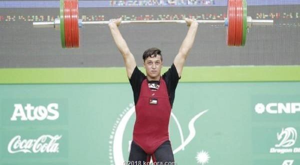 6 ميداليات للأردن في بطولة غرب آسيا لرفع الأثقال