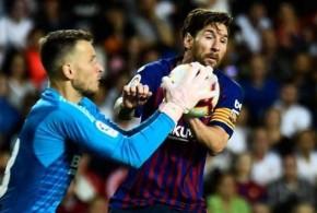 معاناة برشلونة مستمرة في الليغا