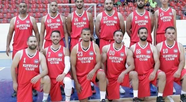 فوزان لكفريوبا والأهلي بدوري كرة السلة