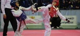 منافسة قوية في افتتاح تصفية منتخب الأردن للتايكواندو