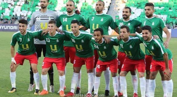 الوحدات يواجه سلوان الفلسطيني في عمان