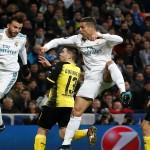 توتنهام وريال مدريد يجتازان أبويل وبوروسيا دورتموند بثلاثية بدوري أبطال أوروبا